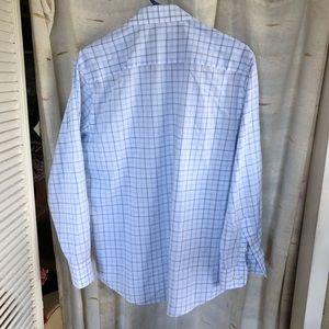 Haggar Shirts - Haggar Spread Collar Dress Shirt NWOT Size 15-15.5